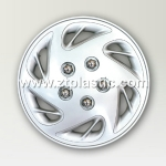 Wheel Cover ZT-9054 Silver